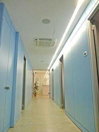 10 corridoio studi medici