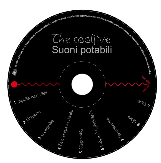 01 serigrafia su CD