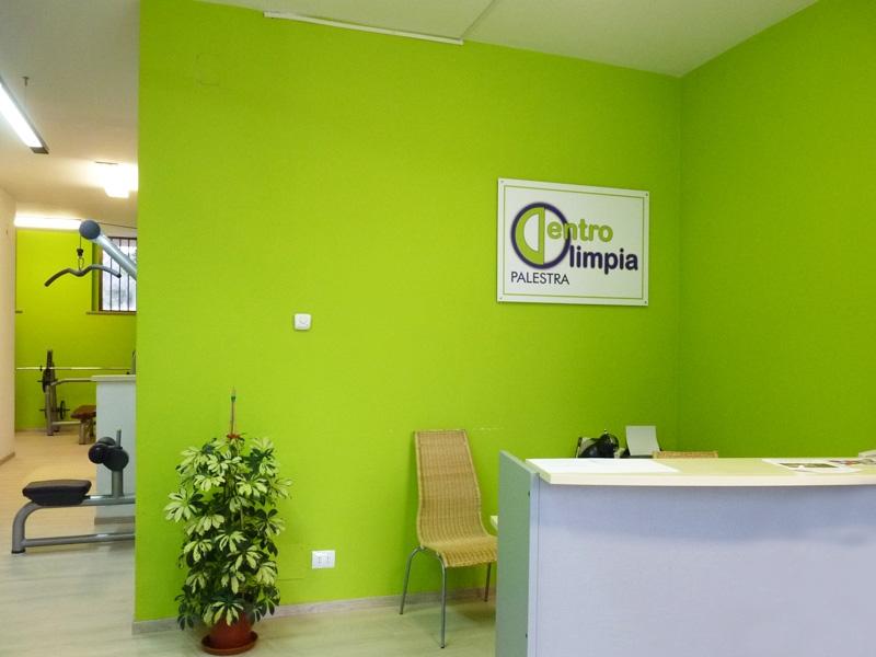 Rinnovo locali palestra Olimpia - Camucia AR 03