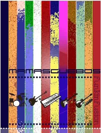 Locandina Band Mamasguebos