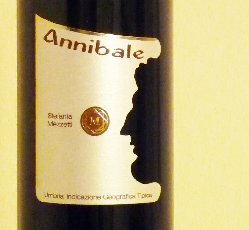 09 Etichetta Annibale - IGT Umbria