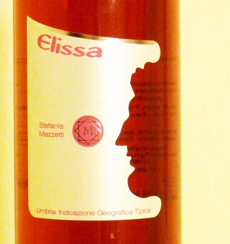 10 Etichetta Elissa - IGT Umbria