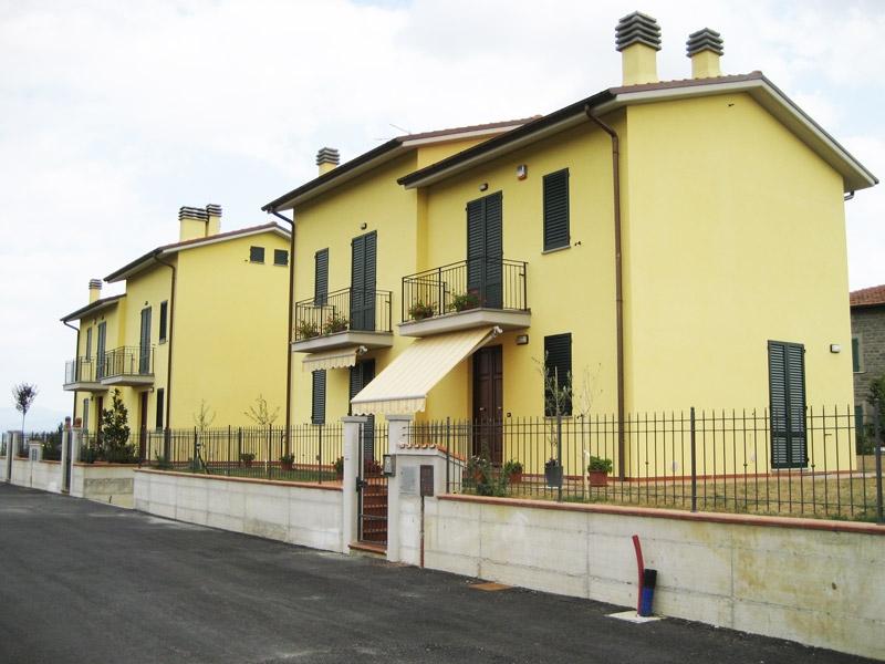 Edifici residenziali - Montecchio 02